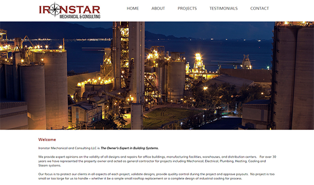 Ironstar Mechanical & Consulting