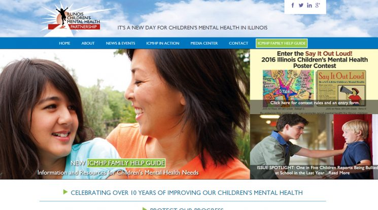 Illinois Children's Mental Health Partnership - Chicago, IL