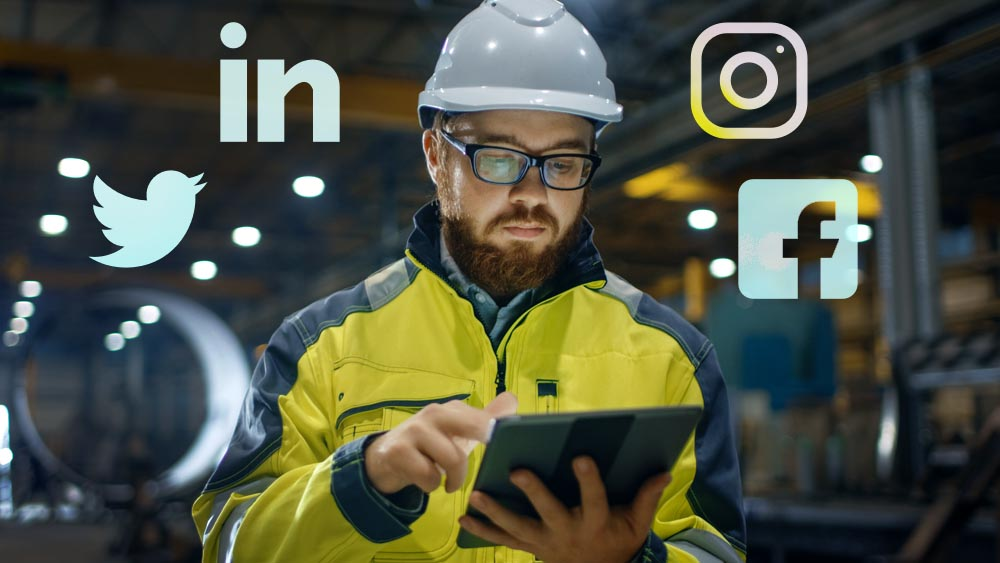 Social Media Tips for Manufacturers